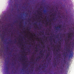 Wool Fiber:  color 4510