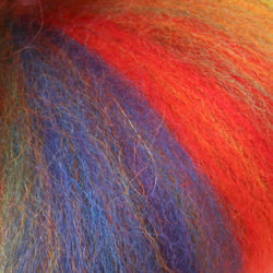 Wool Fiber:  color 0130
