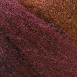 Wool Fiber:  color 0030