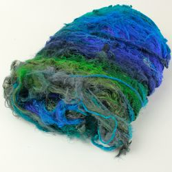 Silk Fiber:  color 0030