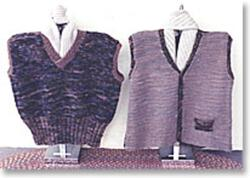 Basic Knitted Vest