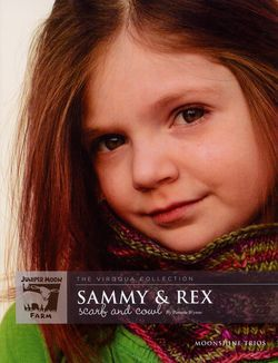CLEARANCE Sammy & Rex - Scarf and Cowl