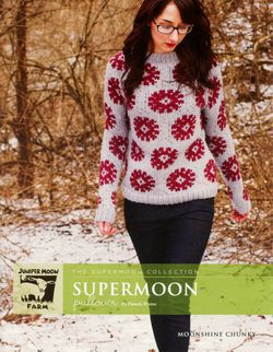 CLEARANCE Supermoon Pullover