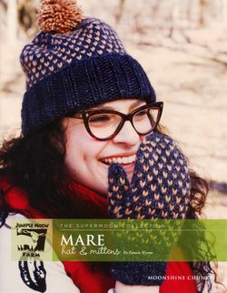 Mare Hat and Mittens