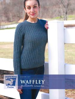 Herriot Waffley Pullover