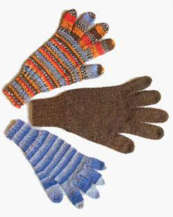 Knitting patterns A Basic Glove