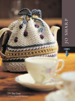 Jo Sharp Tea Cosy Pattern - Pattern Download
