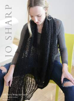 Jo Sharp Paris Wrap Pattern