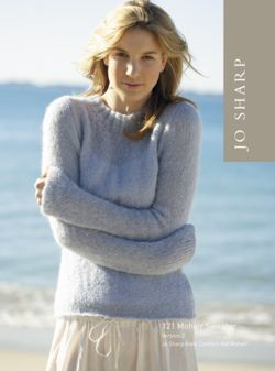 f53d10667 Atmosphere Lace Mohair Pullover Sweater Pattern Download