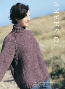 Jo Sharp Coco Raglan Sweater  Pattern