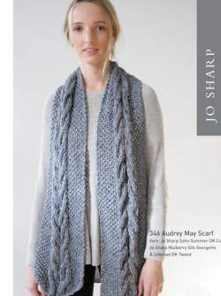 Jo Sharp Audrey May Scarf Pattern