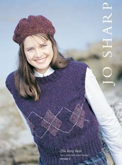 Jo Sharp Amy Vest Pattern