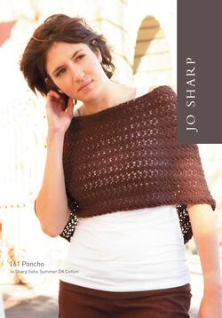 Jo Sharp Poncho and Wrap - Pattern Download