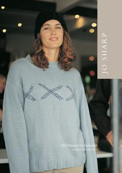 Jo Sharp Favorite Sweater  Pattern Download