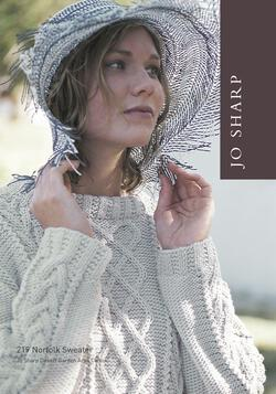 Jo Sharp Norfolk Sweater- Pattern Download