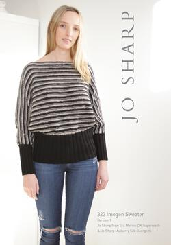 Jo Sharp Imogen Sweater - Pattern Download