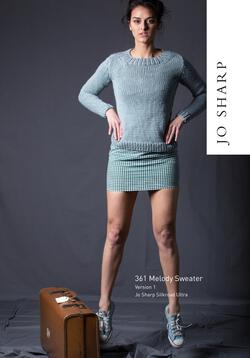 Jo Sharp Melody Sweater  Pattern Download