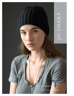 Jo Sharp Poet's Beanie - Pattern Download