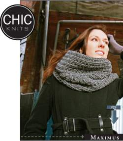 Chic Knits Maximus - Pattern download