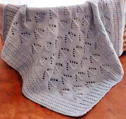 Swans Island Willow Blanket