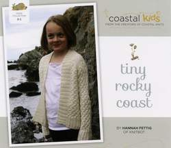 Coastal Kids Tiny Rocky Coast Cardigan