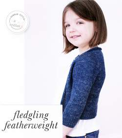 Knitbot Fledgling Featherweight Cardigan