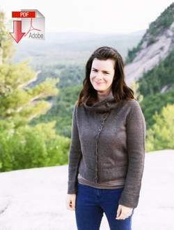 Knitbot Moto Jacket - Pattern Download