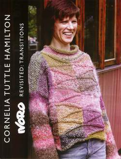 Noro Revisited: Skeppsta Sweater, Avesta Jacket and Tillberga Hat and Scarf in Noro Transitions