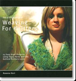 Ashford Book of Weaving for Knitters