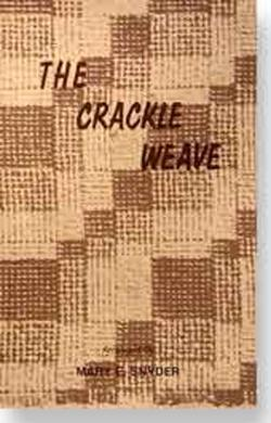 The Crackle Weave