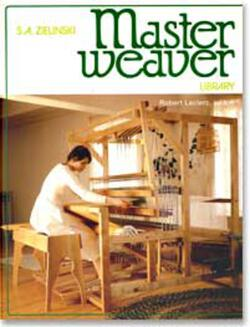 The Master Weaver Library vol Number 8: Contemporary Approach to Traditional Weaves: M's and O's, Crackle etc.