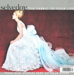 new book or magazine: Selvedge - Issue 82, Lace: The Light Fantastic