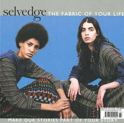 Selvedge - Issue 84, Surface: Feel Good Fabrics