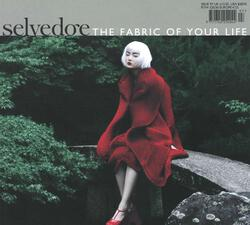 Selvedge  Issue 97 Red The Fabric of Your Life