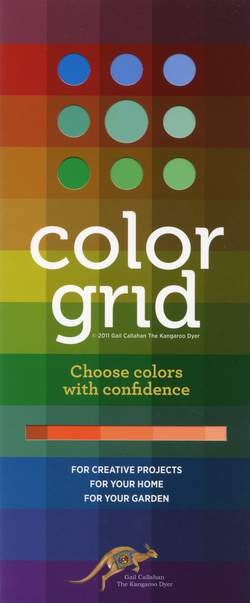 Color Grid by Kangaroo Dyer