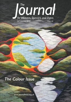 The Journal for Weavers, Spinners and Dyers -UK - Issue 267, Autumn 2018