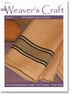 Weaveraposs Craft Issue 17