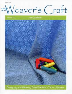 Weaveraposs Craft Issue Issue 27