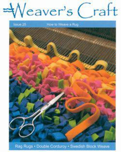 Weaveraposs Craft Issue 25