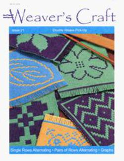 Weaveraposs Craft Issue 21