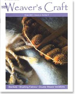 Weaveraposs Craft Winter 2001 Issue 10