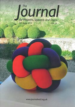 The Journal of Weavers, Spinners and Dyers -UK - Issue 269, Spring 2019