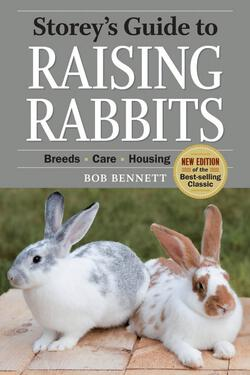 Storey's Guide to Raising Rabbits - paperback
