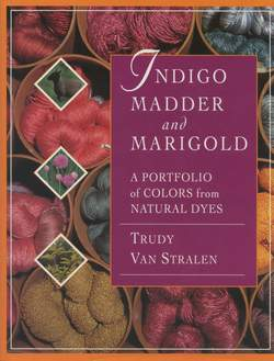 Indigo, Madder and Marigold