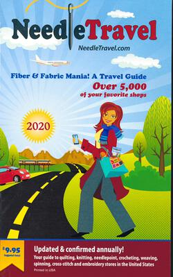 Needle Travel  Fiber and Fabric Mania A Travel Guide 2020