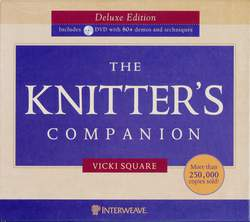 Knitter's Companion - Deluxe Edition with DVD