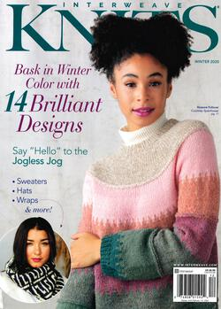 Interweave Knits Winter 2020