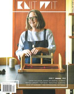 new book or magazine: Knit Wit - Issue 7 Cold