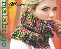 Malabrigo Book 7 - In Brooklyn, Rasta