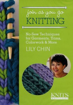 DVD Join As You Go Knitting
